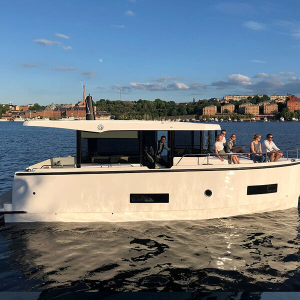 Seafaring 34S i Stockholm