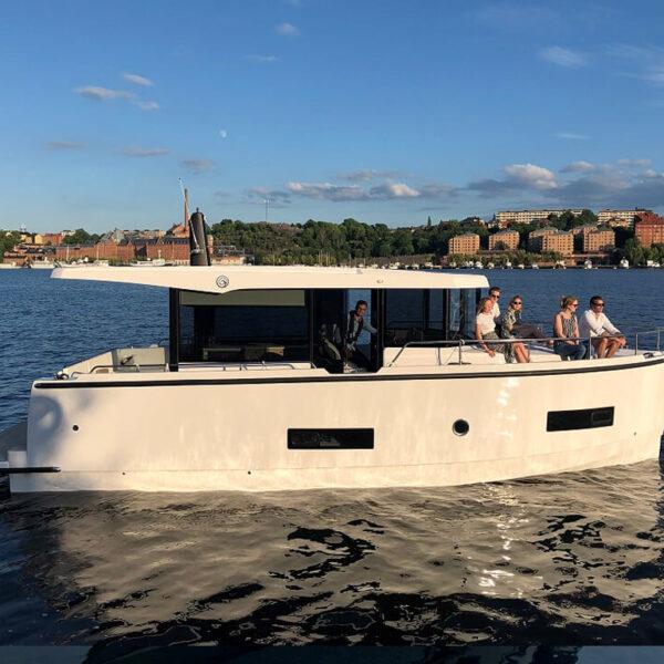 Seafaring 34S i Stockholm