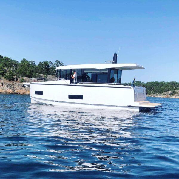 Seafaring 34